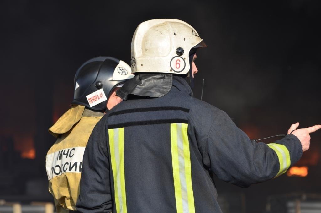 Загорание жилого дома в Енисейском районе 16.09.2021 г.